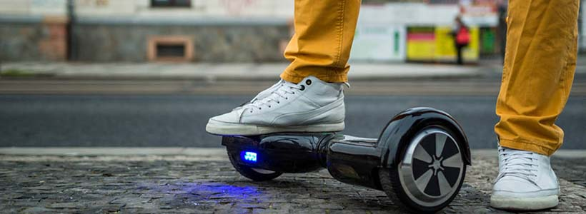 Best Hoverboards 2018 – Self Balancing Electric Scooters
