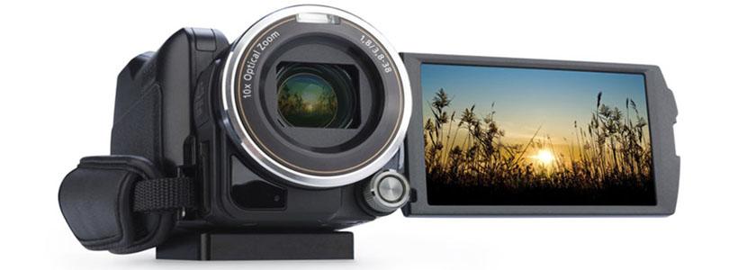 Mini HDV Camcorders