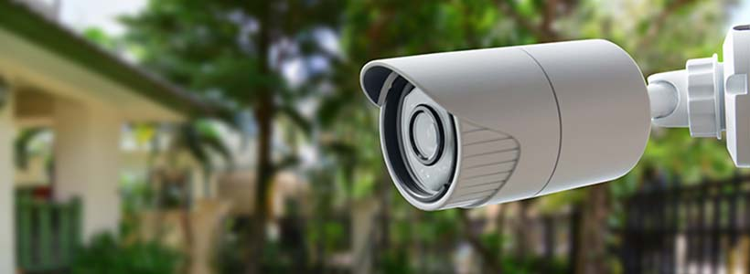 Waterproof Security Camera – Outdoor CCTV Camera