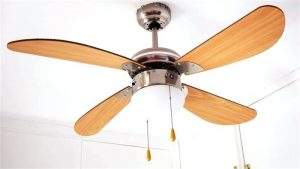Ceiling Fans with Lights and Remote