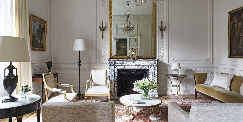 Refined Buenos Aires Living Room