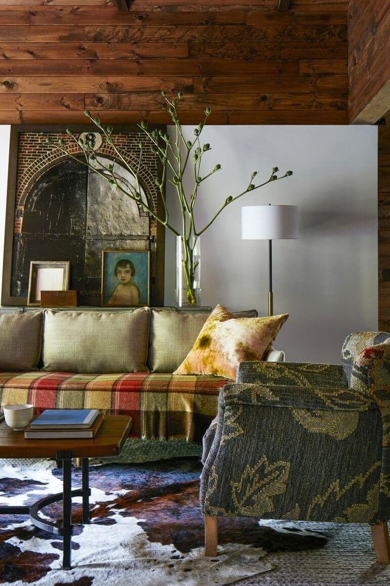 Amanda Seyfriend's Living Room