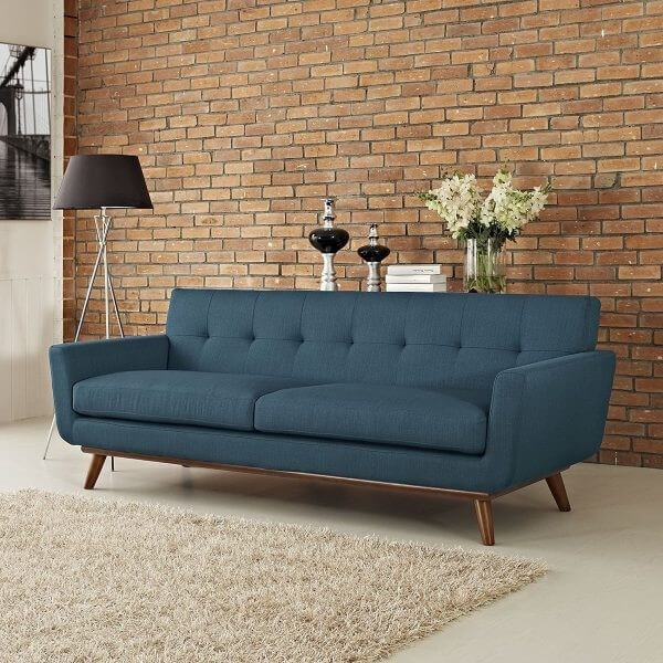 Modern Style Sofa With Color Options